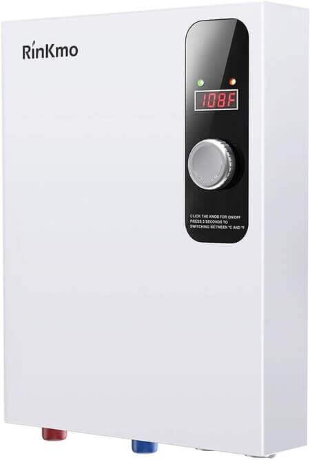 Rinkmo EI18 Electric Tankless Water Heater