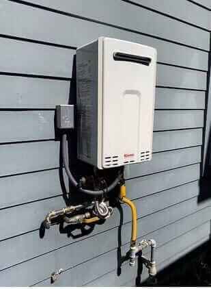 best outdoor tankless gas water heater