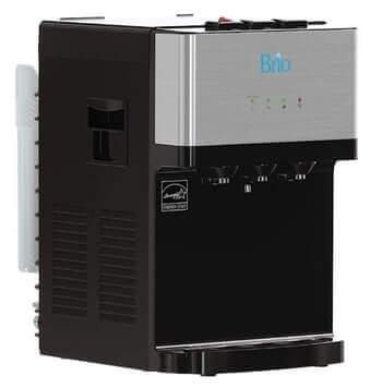 Brio Countertop Bottleless Water Cooler Dispenser with Filtration