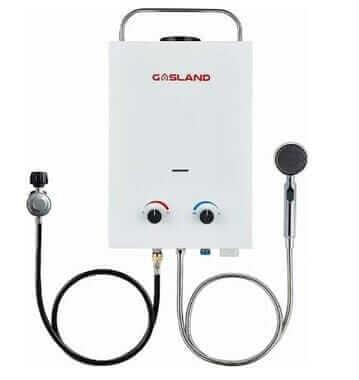 GASLAND BS158N Tankless Outdoor Water Heater