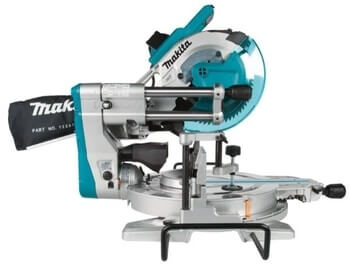 Makita LS1019L 10 Dual-Bevel Sliding Compound Miter Saw with Laser