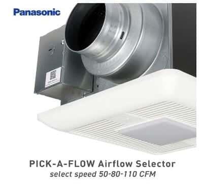 Panasonic FV-05-11VKL2 WhisperGreen