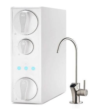 iSpring RO500 Tankless under-sink RO Reverse Osmosis Water Filtration System