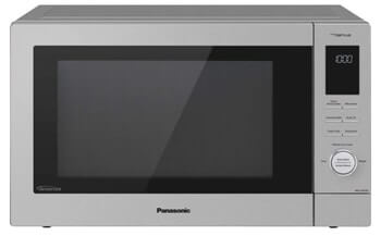 panasonic nn-cd87ks home chef 4-in-1 microwave oven