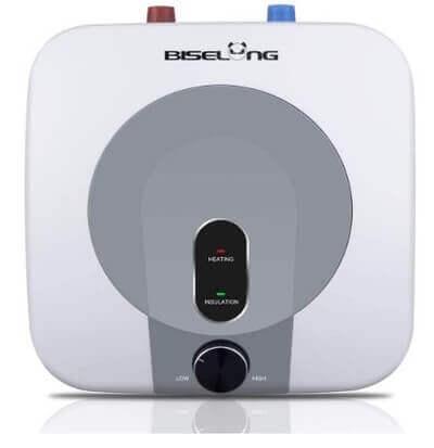 BISELONG Electric Mini-Tank Hot Water Heater