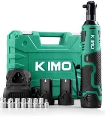 K I M O 3302 Cordless Electric Ratchet Wrench