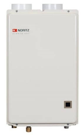 Noritz Tankless Water Heater, Indoor Condensing, NRC66DVNG