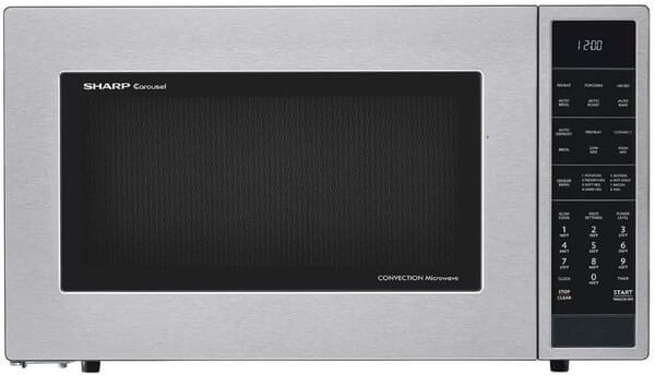 Sharp SMC1585BS Microwave Convection Oven