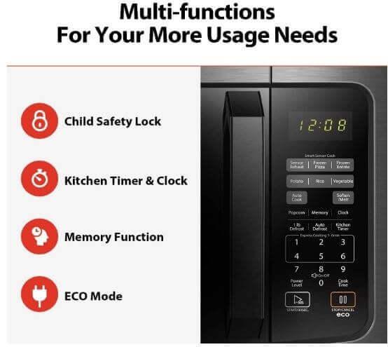 Toshiba EM45P Multifunctional Microwave Oven