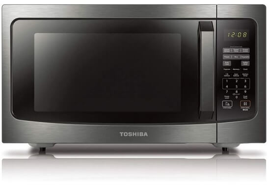 Toshiba ML-EM45P-BS Countertop Microwave Oven Review