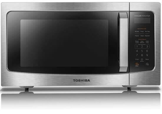 Toshiba ML-EM45PIT-SS Origin Inverter Countertop Microwave Oven