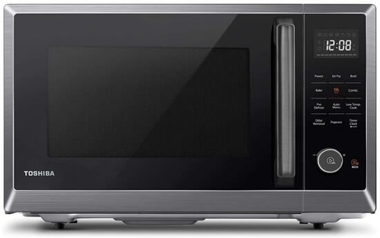 Toshiba ML2-EC10SA-BS 4-in-1 Convection Microwave Oven Air Fry