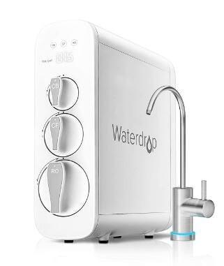 Waterdrop WD-G3-W reverse osmosis drinking water filtration system