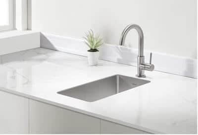 Zuhne Modena Undermount Kitchen Sink Set