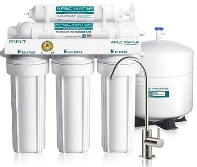 APEC ROES-50 Reverse Osmosis System