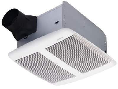 Broan Sensonic Bathroom Exhaust Fan with Speaker, Nutone SPK110
