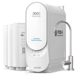 Frizzlife PX500 Tankless RO Water Filtration System