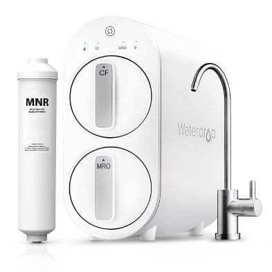Waterdrop WD-G2MNR-W
