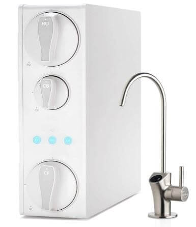 iSpring RO500 Tankless RO Water Filtration System